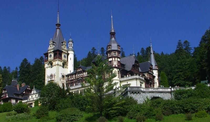 Castelul Peles Sinaia - Hotel Carpathia Sinaia