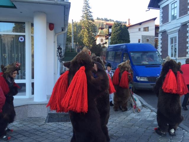 Craciun - Hotel Carpathia Sinaia