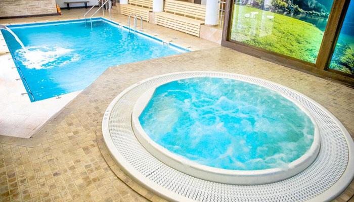Hidroterapie - Hotel Carpathia Sinaia
